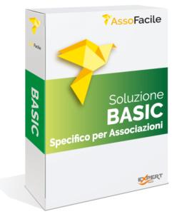 Soluzione BASIC del gestionale per Associazioni