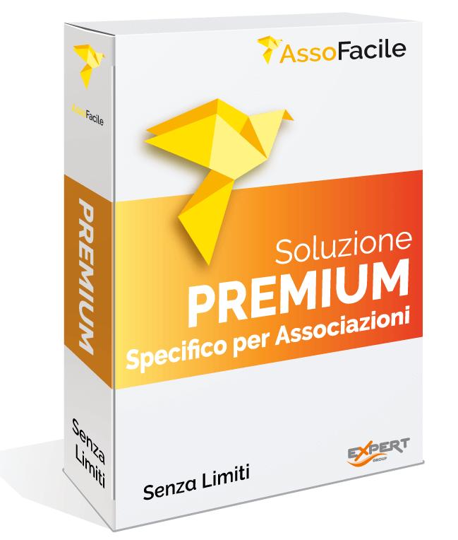 AssoFacile Premium 5 anni
