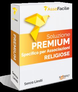 Gestionale web per Associazioni Religiose