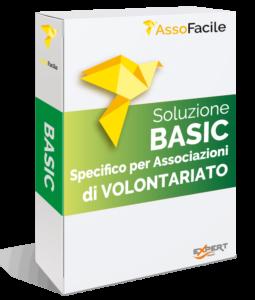 Gestionale web per Associazioni di Volontariato