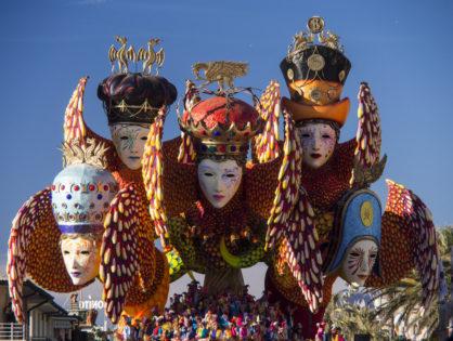 Carnevali italiani: quali sono le sfilate di carri più belle d'Italia?