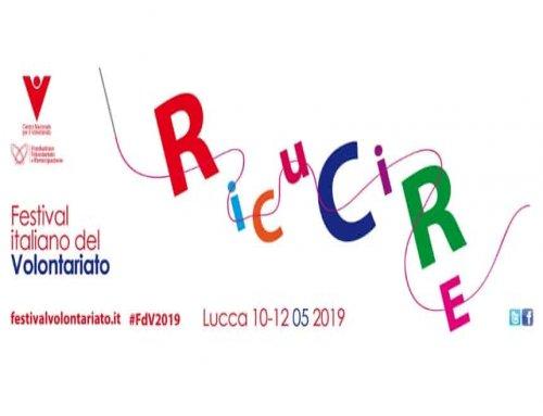 Dal 10 al 12 maggio Assofacile parteciperà al Festival Italiano del Volontariato