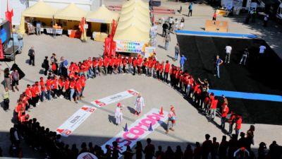 Festival del Volontariato, 6mila sorrisi a Lucca: tiriamo le somme