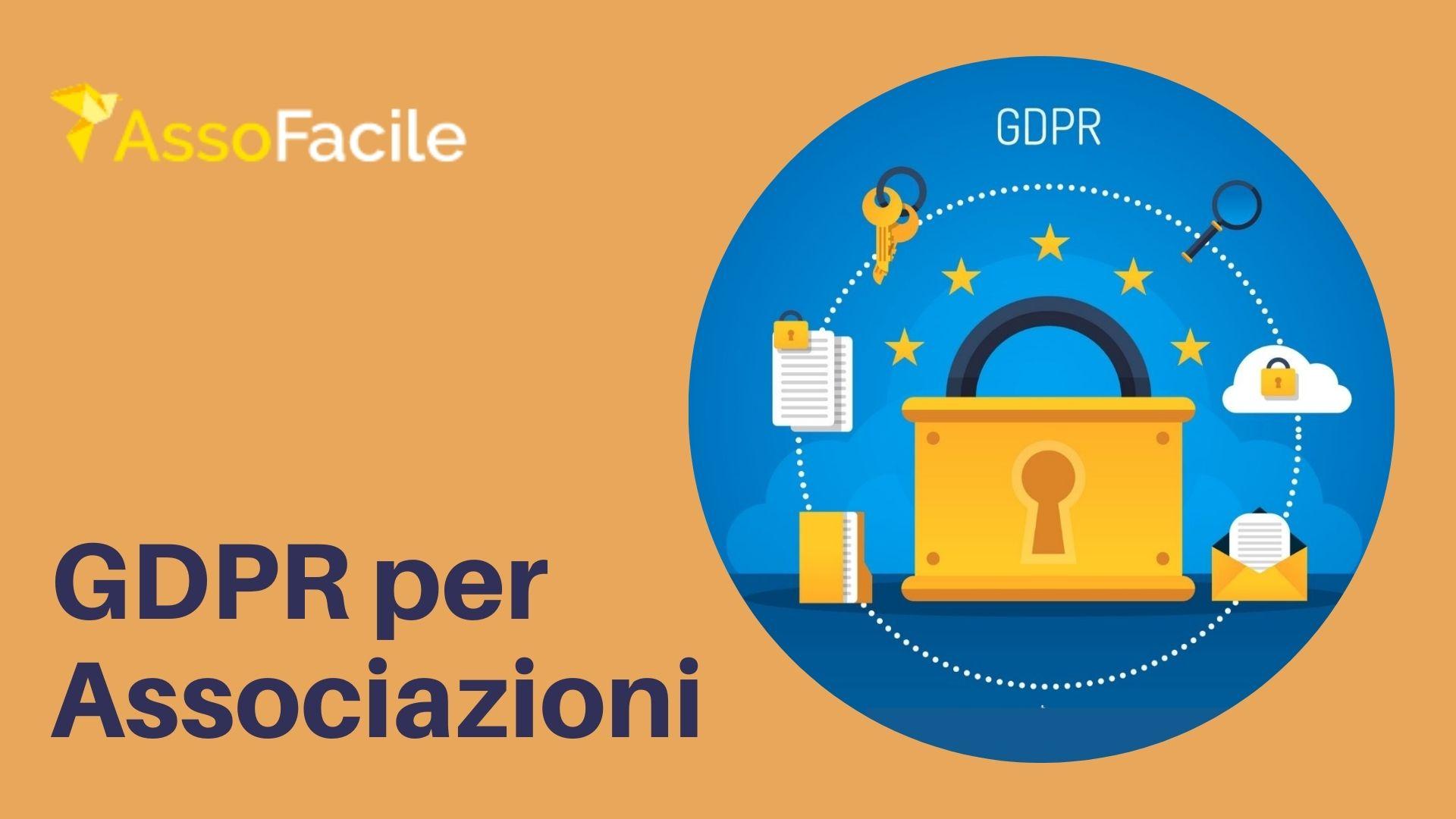 GDPR Associazioni: breve guida pratica alla privacy!
