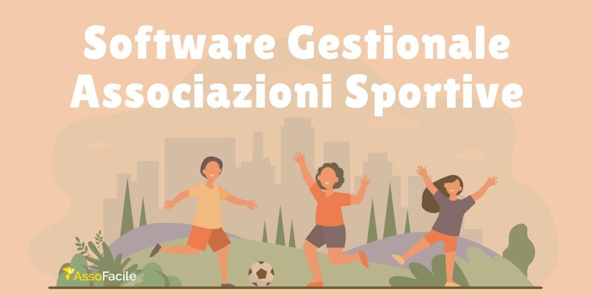 Software gestionale associazioni sportive: perché usare un software gestionale