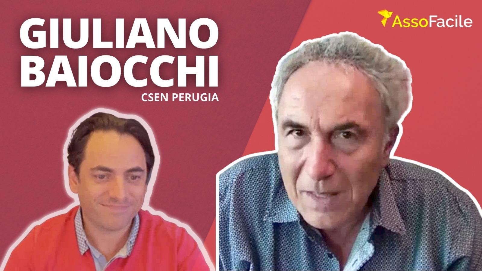CSEN Perugia. Il futuro dello sport associazionistico italiano tra ripartenza e nuove tecnologie