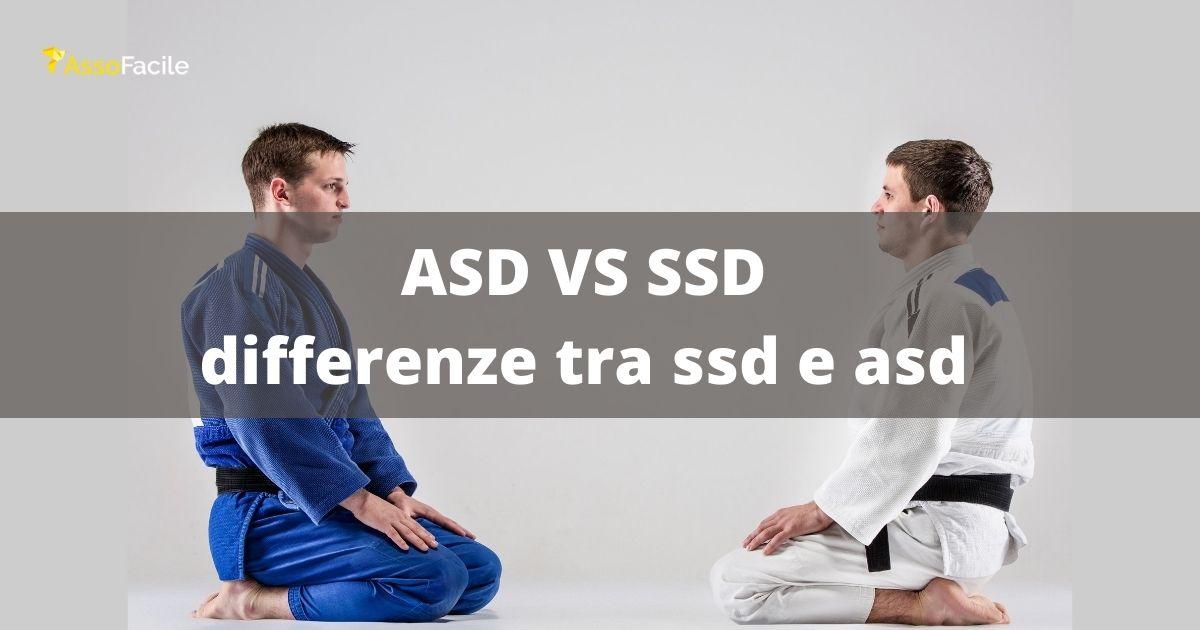 Differenze tra ASD e SSD: cosa sono e in cosa si differenziano!